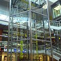 Zegar...wodny #zegar #zegarmistrz #berlin #centrum #woda #wodny #handlowe #handlowy #zegarek #czas #czasomierz