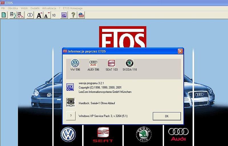 Etos 3 2 1 Multilanguage 1 Cd Cheap Oem Software
