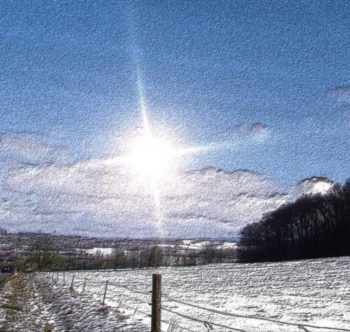 Gwiazda Polnocna. #natura #grafika #zmysl