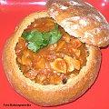 Gulasz z pieczarkami i ziemniakami . #DrugieDania #obiad #mięso #kulinaria #jedzenie #wołowina #gulasz #ziemniaki #pieczarki