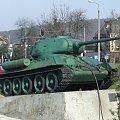 Wobec przytłaczających nowinek jako, że mają Czołg T34 przy obwodnicy Wejherowa -PRZENIEŚĆ W INNE MIEJSCE postanowiłem zrobić kilka pamiątkowych fot . #Wejherowo #czołg #obwodnica