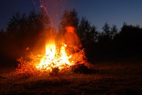 #noc #ognisko #wakacje #biwak #ogień