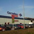 Tomaszów Mazowiecki - supermarket Carrefour #Carrefour #Łódzkie #TomaszówMazowiecki #market #miasto #zakupy