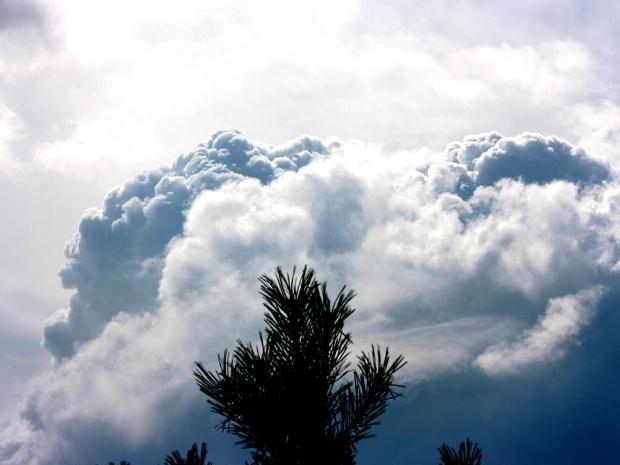 Chmurzysko #chmura #niebo #natura