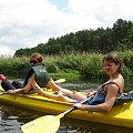 Spływ kajakowy- Marzena i Ja, razem pływałyśmy #Tama #woda #biwak #kajaki