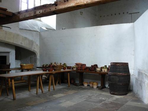 Kuchnia Tudorow #Hampton #Londyn #Tudor