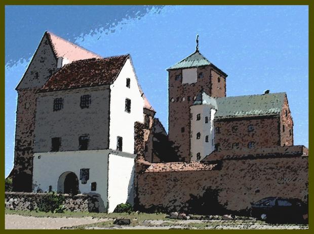 #zamek #Darłowo #zwiedzanie