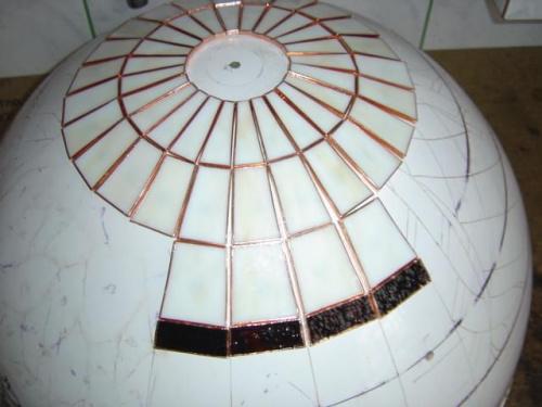 Montaż lampy panelowej 40