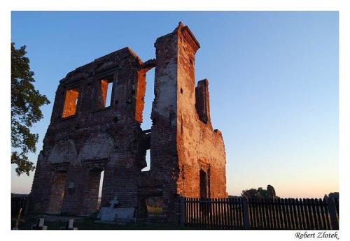 Pałac Opalińskich w Radlinie (ruiny) #Żerków #Radlin