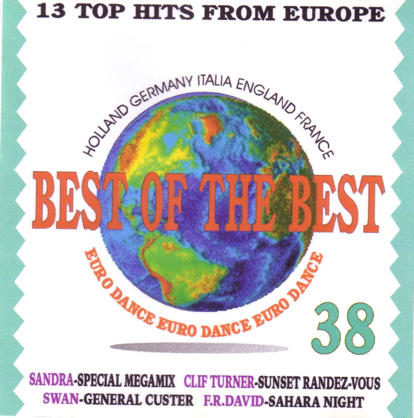 Best Of The Best vol.38