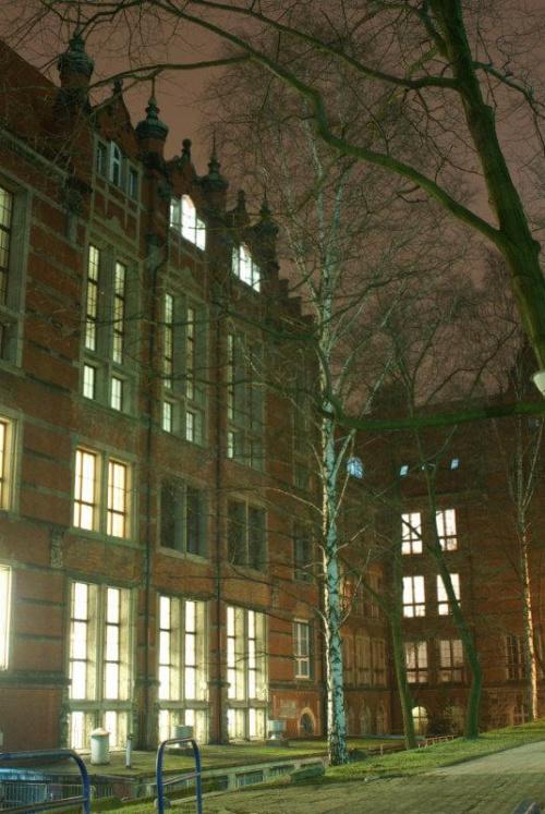 gmach główny polibudy w gdańsku #Ml2200PolitechnikaGdańskaGdańsk