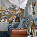 moja LaLa ^^ ;* na mojej kanapie (?!) xD #LaLa
