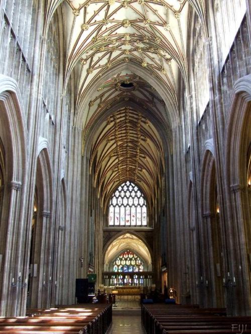 Katedra w Bristolu #Budowle