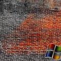 efekt nudy #cegły #mur #system #windows