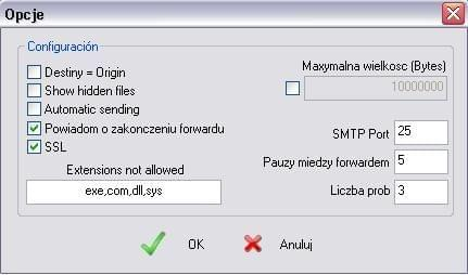 Mail Resender-Upload