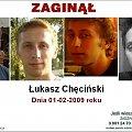 #Kraków #ŁukaszChęciński #małopolskie #MISSING #PoszukiwanieOsóbZaginionych #MissingPeople #Aktualności #Zaginieni #Poszukiwani #pomoc #ProsimyOPomoc #KtokolwiekWidział #KtokolwiekWie #AdnotacjaPolicyjna #policja #Apel #lost #Fiedziuszko