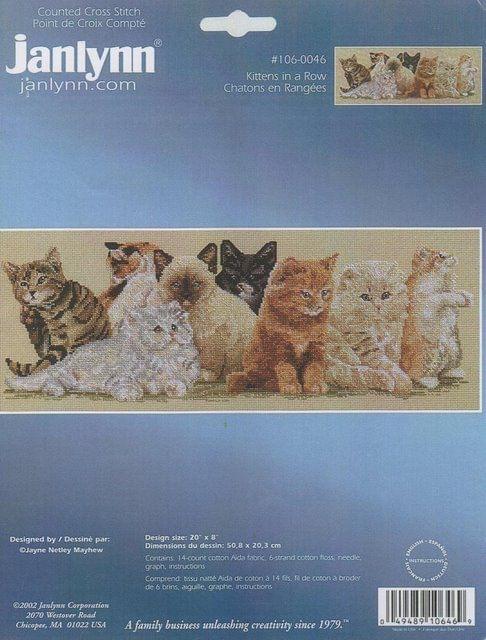 gromada kotków