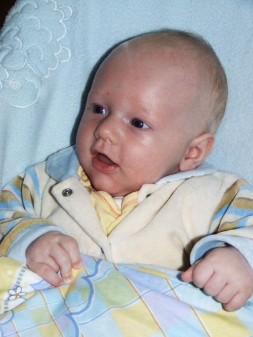 Mam już 2 miesiące #Bartek #Sonia #MirosławJupowicz #foto #wideo