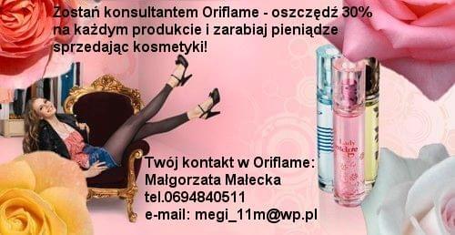 Forum dla konsultanów Oriflame i dla chętnych do zapisania się Strona Główna