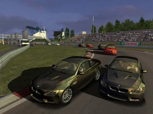 جرب قيــادة BMW مع اللعبة الرائعة BMW M3 Challenge بحجم صغير 127 ميجا